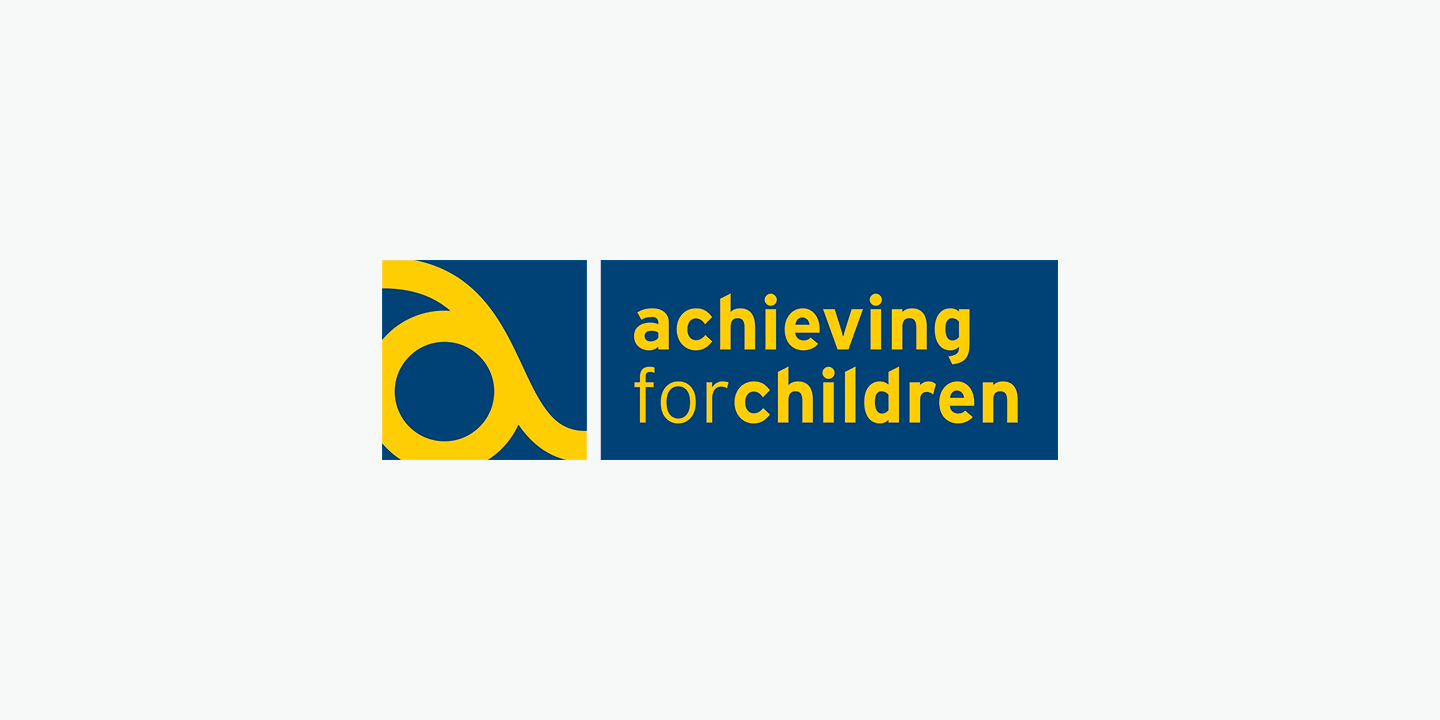 DfE states Achieving for Children Local Offer web site sets a benchmark